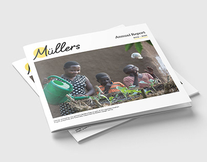 Müllers: Branding, Museum and Video