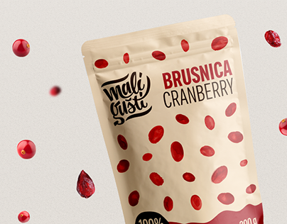 Mali Gušti — Packaging design