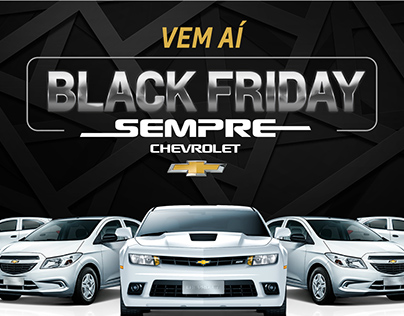 Black Friday Sempre Chevrolet