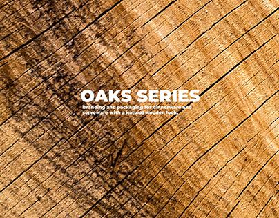 Oaks Series - Packaging