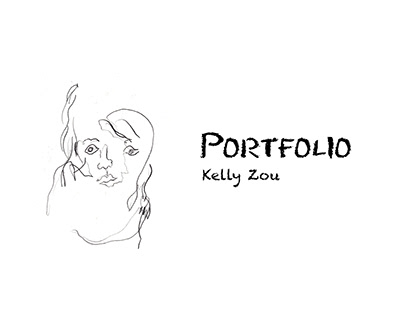 Illustration Portfolio 2019 - Kelly Zou