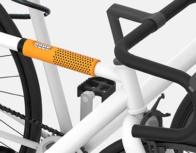 Siren: Bike anti-theft sound alarm (2016)