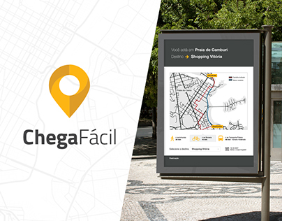 ChegaFácil: Dispositivo digital para mobilidade urbana