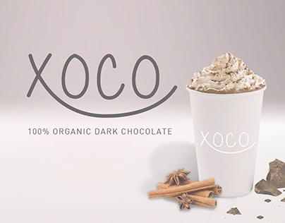 XOCO - 100% Organic Dark Chocolate