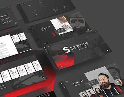 S-Team Agency | Website