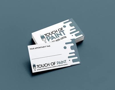 Touch of Paint Branding