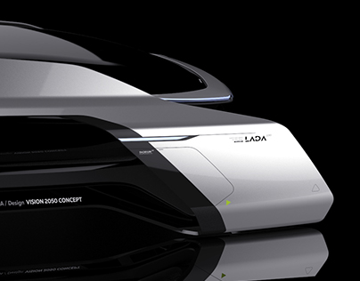 LADA 2050 - Vision of future mobility