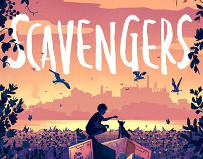 Scavengers - Cover Artwork