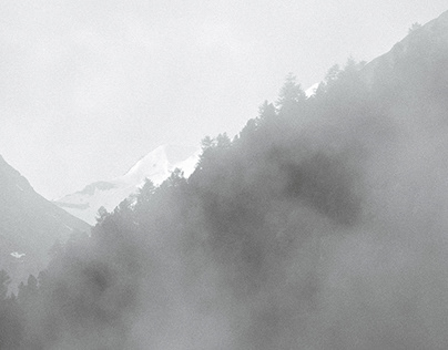 Mountain Mist ~ Swirling Veil