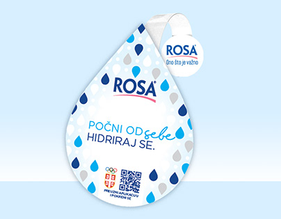 Rosa Limited Edition bottle design