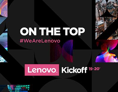 On the top Lenovo kickoff 2019 Caso de éxito