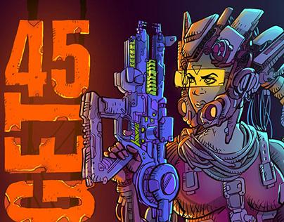 Target 45