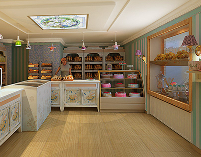 "Magazin ""Sweet pastry shop"""