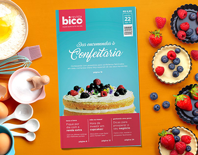 Revista Bico (Magazine)
