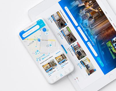SOFAN - Mobile & Web App