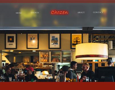 Chozen Cafe'