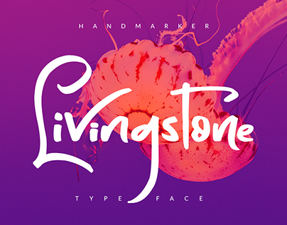 Livingstone [Free Font]