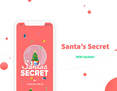 Santa's Secret App