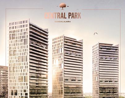 Prensa Central Park Guadalajara