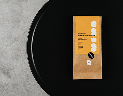 Mima Coffee Roastery Brand and Packaging Design