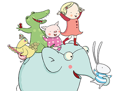 Tilly and Friends - Pre-school animated series