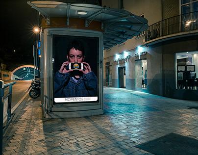 Campanha de conscientização - Uso excessivo do celular
