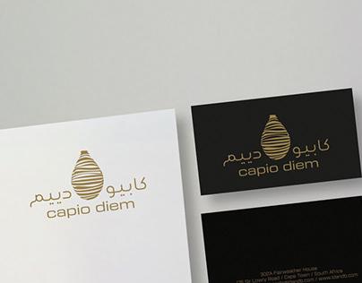 Brand identity for restaurant in Riyadh