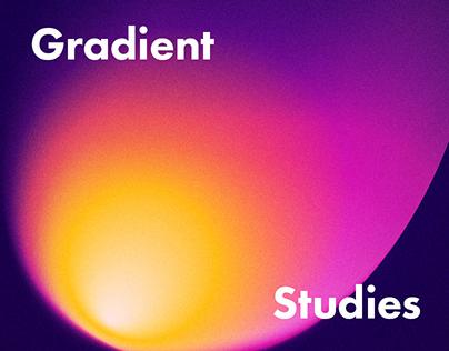 Gradient Studies