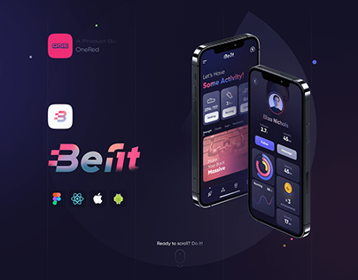 Befit Ui Kit + React Native app
