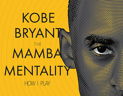 Mamba Mentality: How I Play Book Cover Redesign