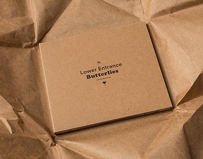 Lower Entrance - Butterlies