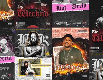 Posters | Montagens | Música