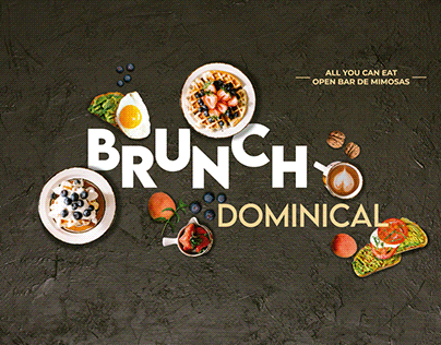 Brunch Dominical Hilton Bogotá - Identidad