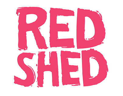 Red Shed – Non Fiction Imprint Rebrand