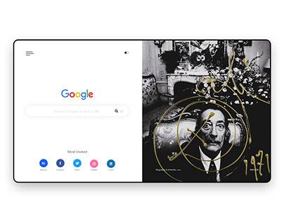 "Google ""Ara Güler"" Respect Edition ( Personal Project )"