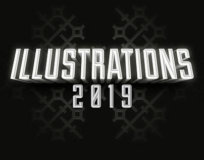 Illustrations 2019