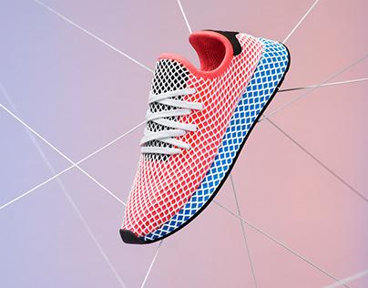 Adidas Deerupt X Sneakers Magazine