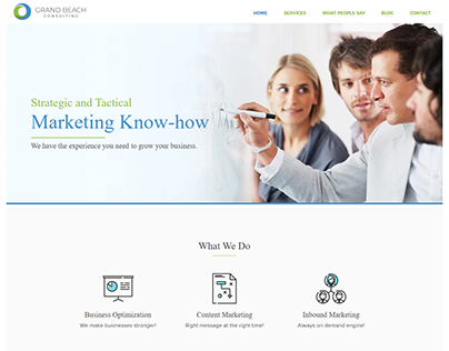 Grand Beach Consulting | Marketing Know-how