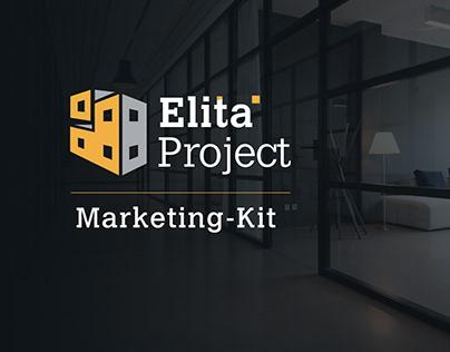 "Marketing-Kit for ""Elita Project"" company"