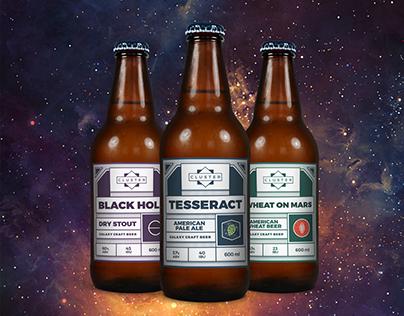 Cluster Craft Beer