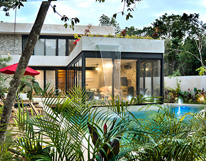 Capricho by Israel Pacheco / Houses Tulum