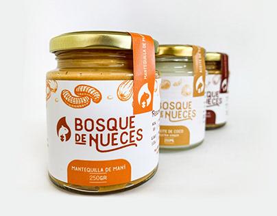 BOSQUE DE NUECES