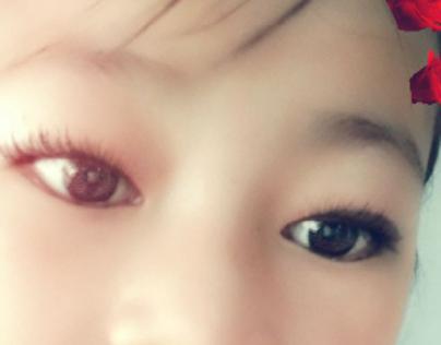 eye cute