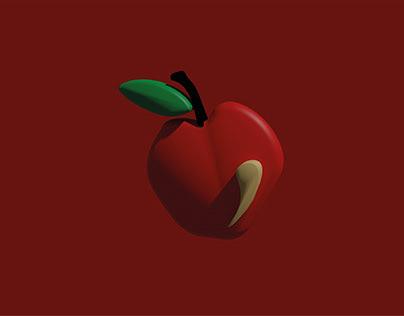 Summer fruits 3D