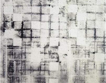 Textile print structures