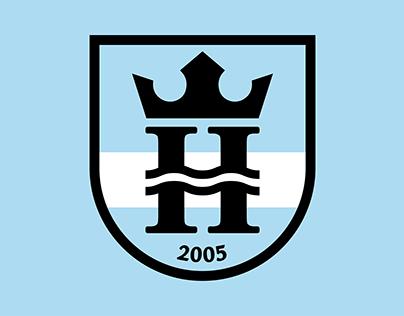 FC Helsingor Crest Design