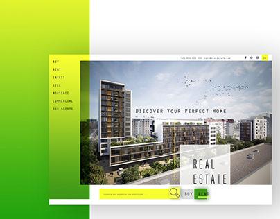 Real Estate Agency | Website