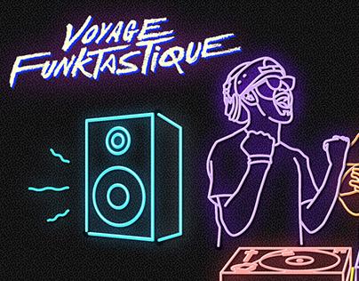 Voyage Funktastique Official Flyer