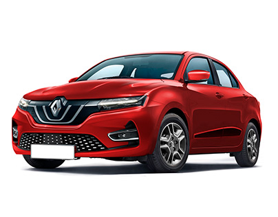 Renault Kwid Sedã