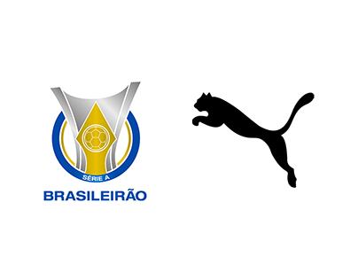 Brasileirão 2021 + Puma